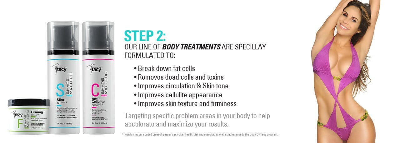 Body Treatments Body By Tacy