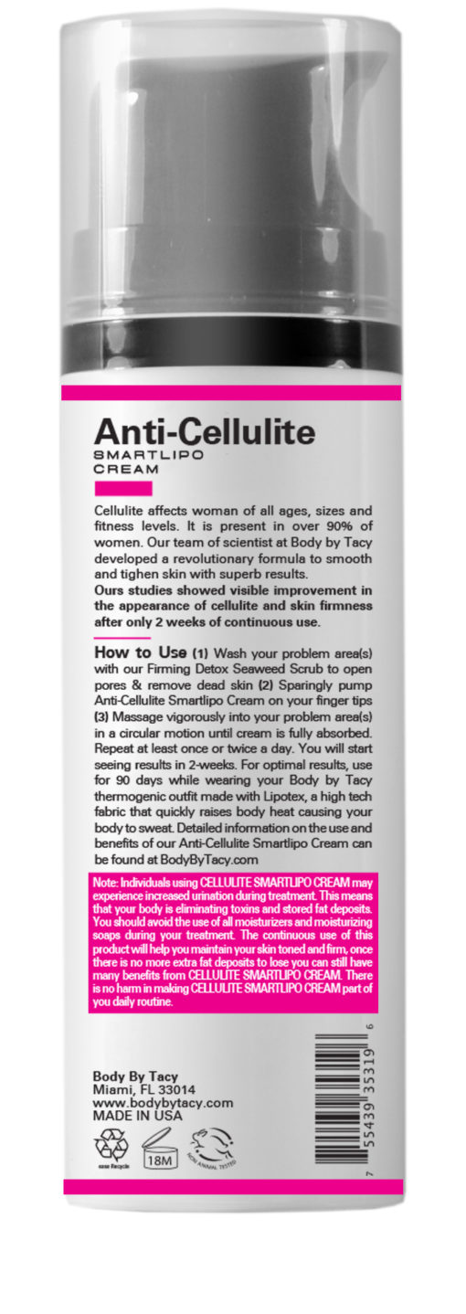 Anti Cellulite of Body By Tacy